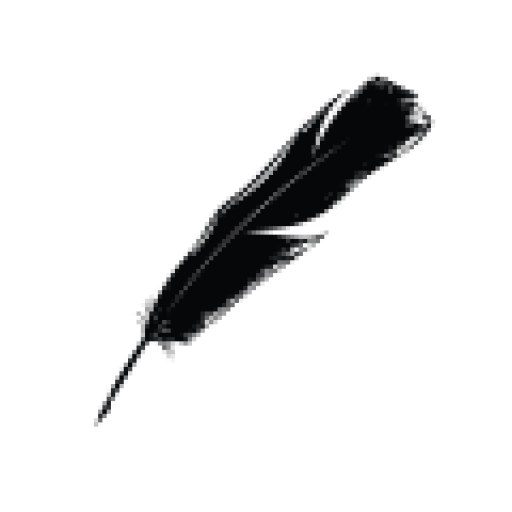 Cropped Capturing Legacies Icon Feather Pen Only Google Circle