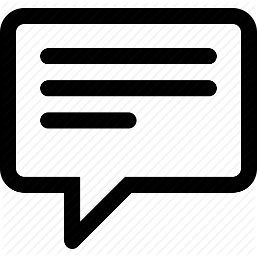 Chat, Comment, Compliant, Discussion, Feedback, Message, Messages Icon