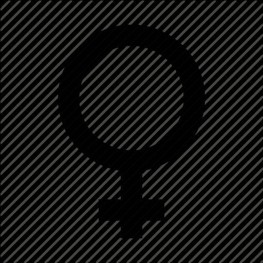 Female, Gender, Gender Symbol, Girl, Male, Sex, Woman Icon