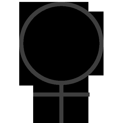 Female Icon Silky Line User Iconset Custom Icon Design