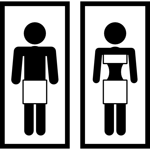 Male And Female Symbol Icons Free Download