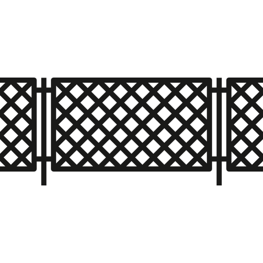 Fence Icons Free Download