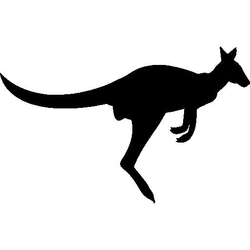 Ferret, Animal, Silhouette, Mammals, Shape, Animal Kingdom