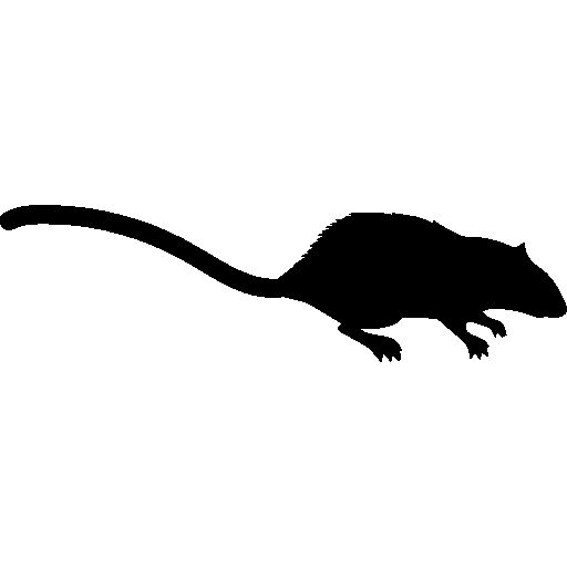 Mouse Mammal Animal Shape Free Vector Icons Designed