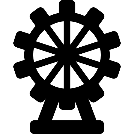 Ferris Wheel Icons Free Download