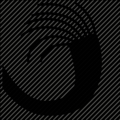 Cable, Fiber Icon
