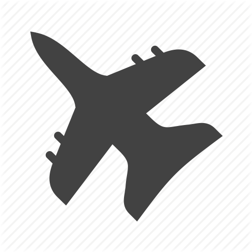 Aerospace, Defense, Fighter, Jet, Military, Plane, Weapon Icon