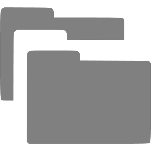 Directory, Gray Icon Png