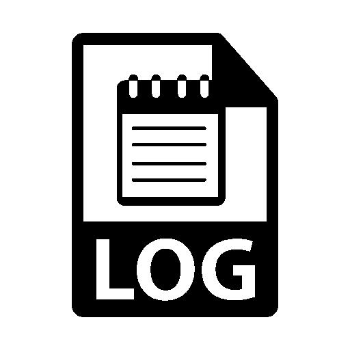 Log Icon Free Icons Download