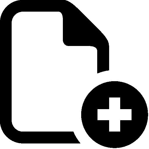 S Add Icon Windows Iconset