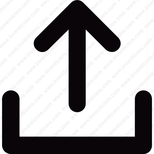 Download Upload,arrow,file,upload,interface Icon Inventicons