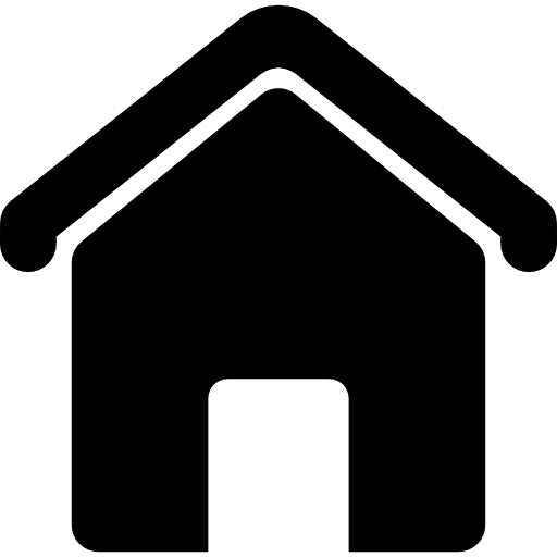 Home Filled Building Icons Free Download