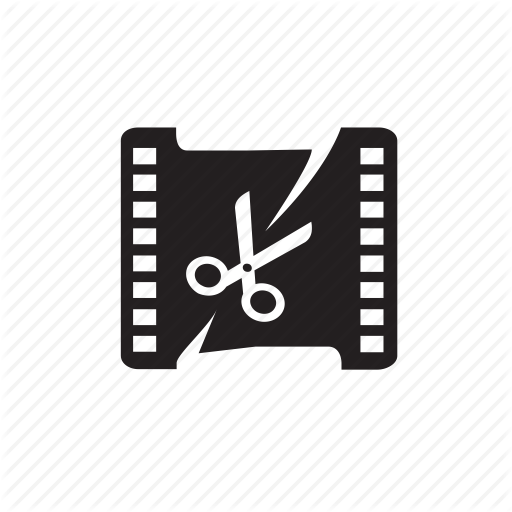 Pictures Of Film Editing Icon