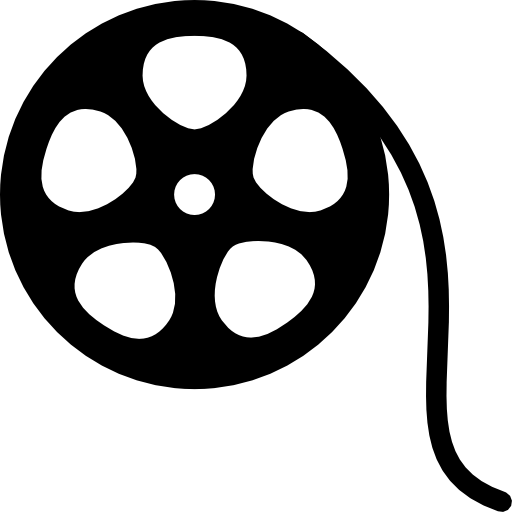 Film Reel Icon Download Free Icons