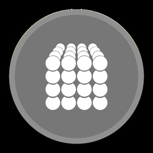 Finalcutserver Icon Button Ui Apple Pro Apps Iconset Blackvariant