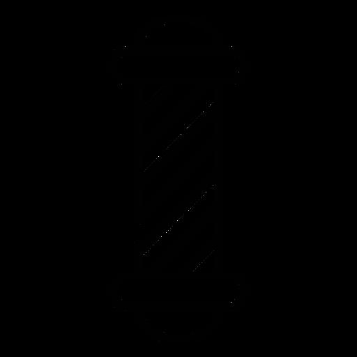Barber Shop Pole Icon