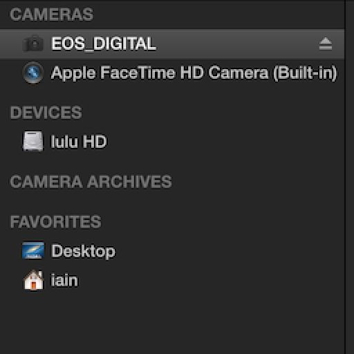 Final Cut Pro X The New Import Options