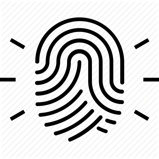 Fingerprint Icon Png