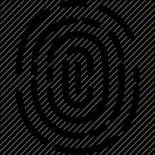 Fingerprint Icon Png at GetDrawings com   Free Fingerprint