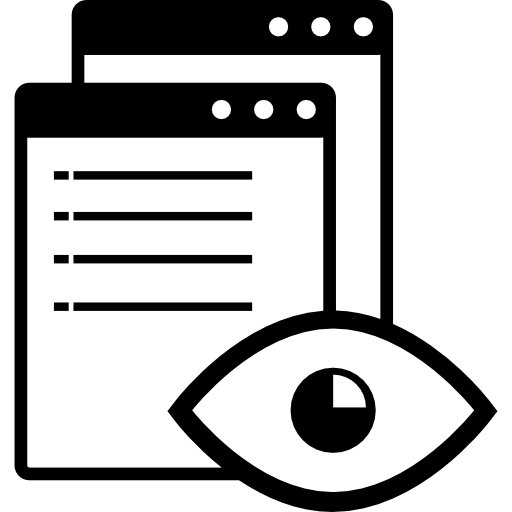 Data Viewer Icons Free Download