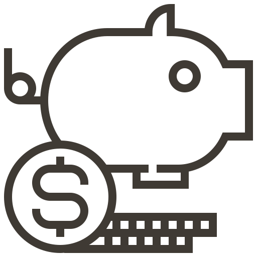 Financial, Value, Internet, Diamond, Bank, Technology Icon