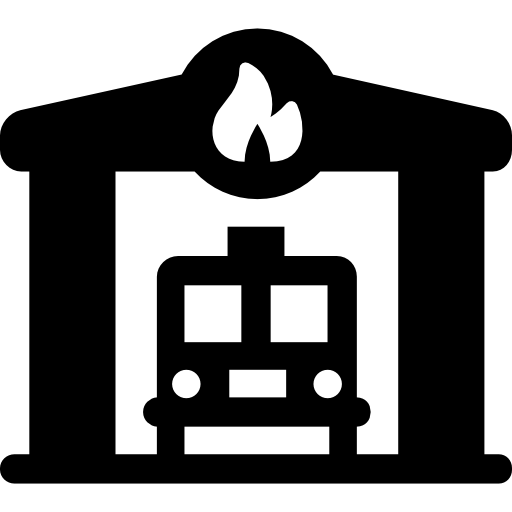 Fire Station Icons Free Download