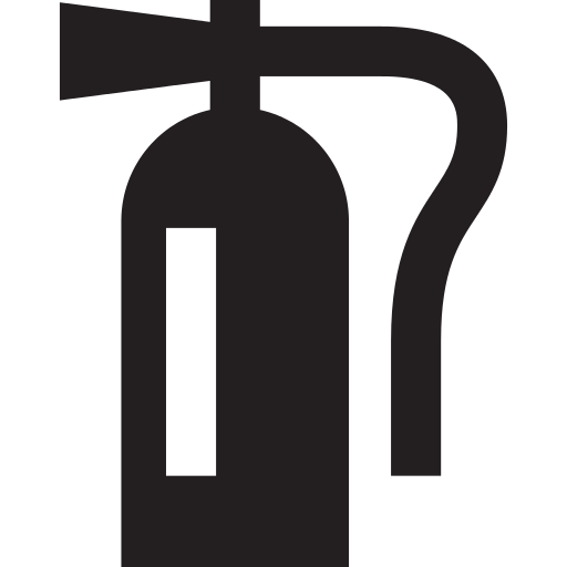Fire Extinguisher Signal Png Icon