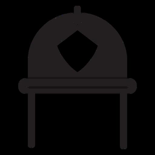 Firefighter Helmet Icon