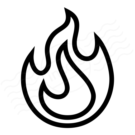 Iconexperience I Collection Fire Icon