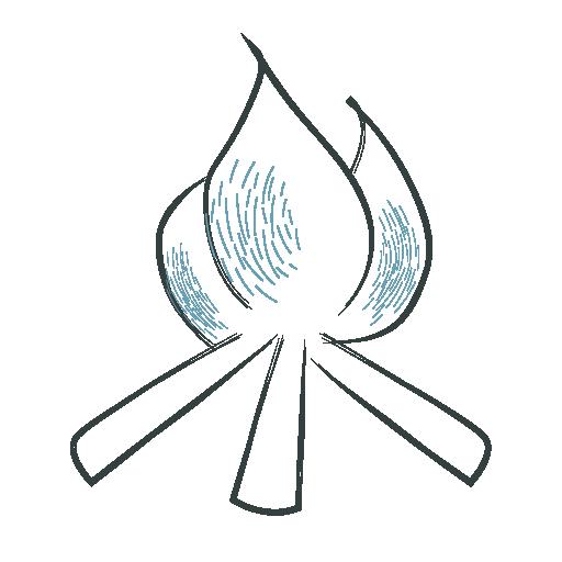 Bubbletent Australia Icon Firepit