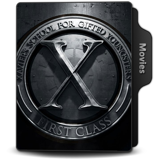 X Men Movies Folder