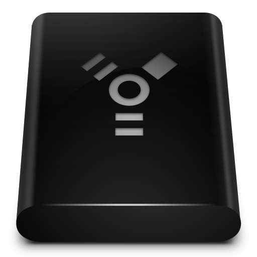Drive, Firewire Icon