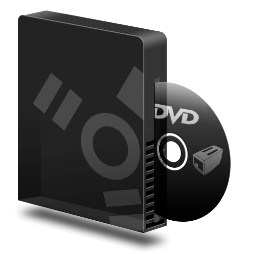 Dvd, Burner, Firewire Icon Free Of Bundle Icons