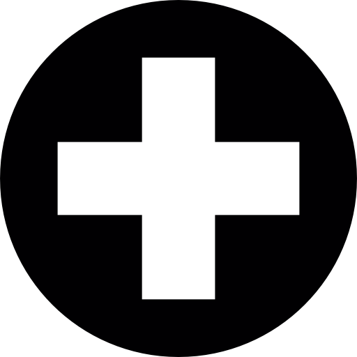 First Aid Cross Symbol Icons Free Download