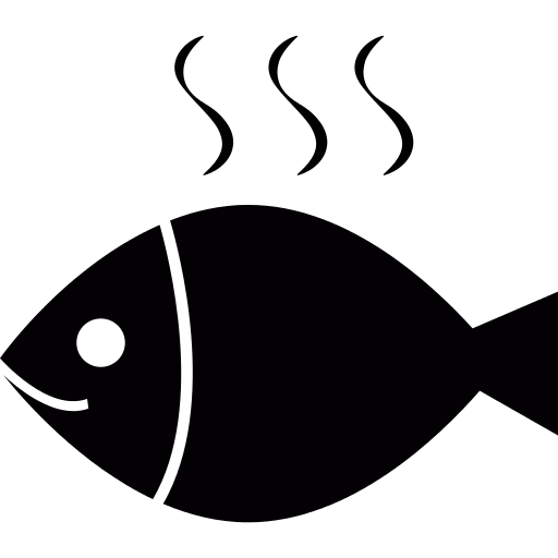 Cooked Fish Png Icon