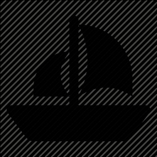 Boat, Deck Boat, Fishing Boat, Row Boat, Ship, Watercraft Icon