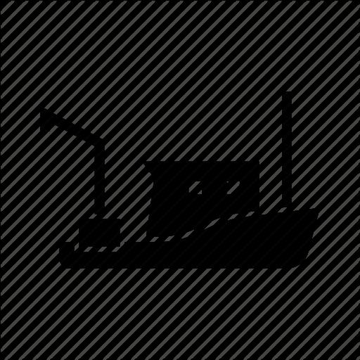 Boat, Fishing, Sea, Ship, Transportation, Vehicle, Vessel Icon
