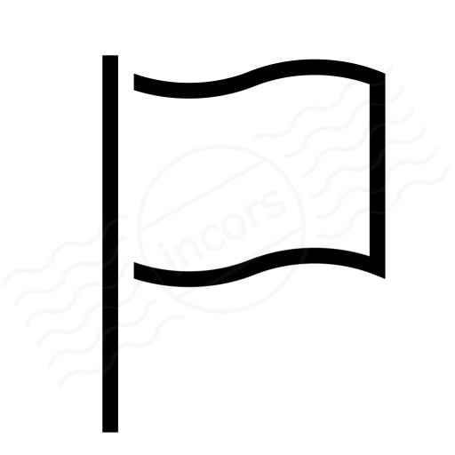 Iconexperience I Collection Signal Flag Icon