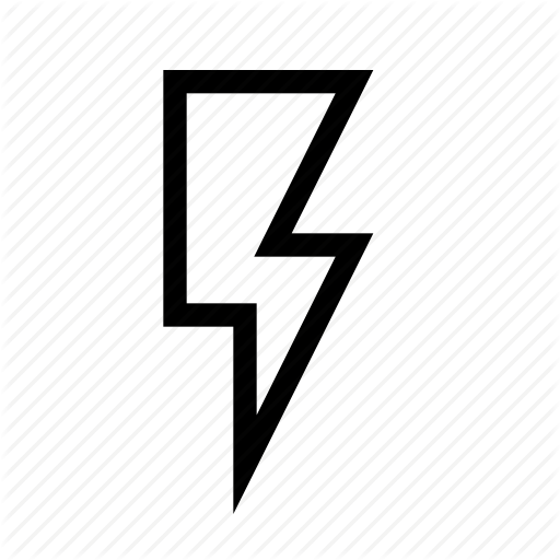 Electric, Electricity, Energy, Flash, Lightning Icon