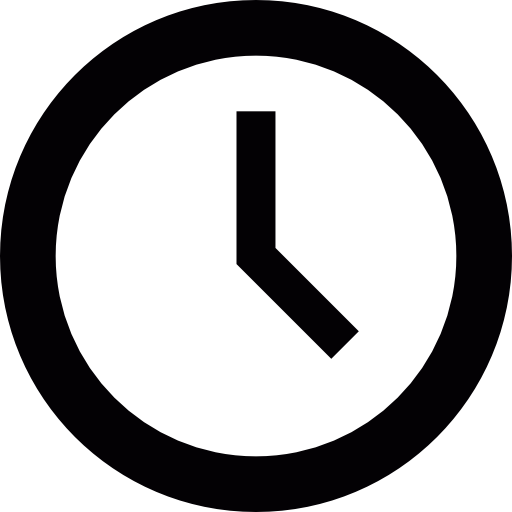 Small Wall Clock Icons Free Download