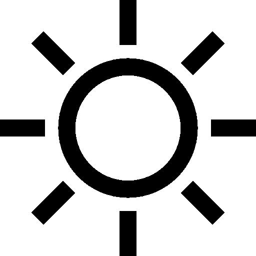Nature Summer Flat Icon