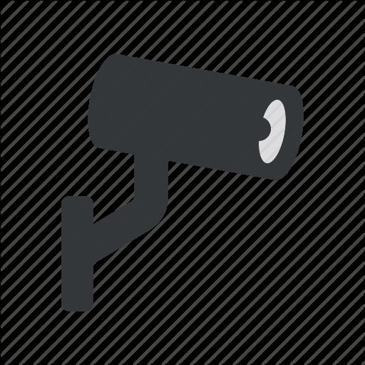 Camera, Cctv Icon