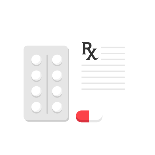 Tablets Flat Icon Vector