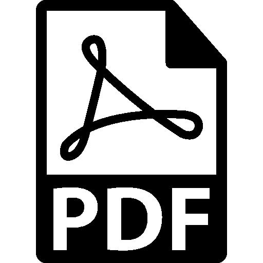 Pdf Format Symbol