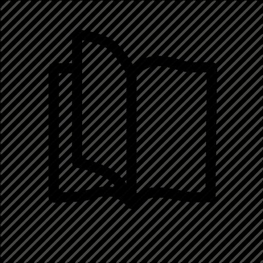 Icon Open Book