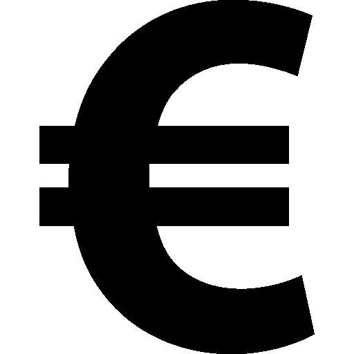 Euro Symbol Icons Free Download