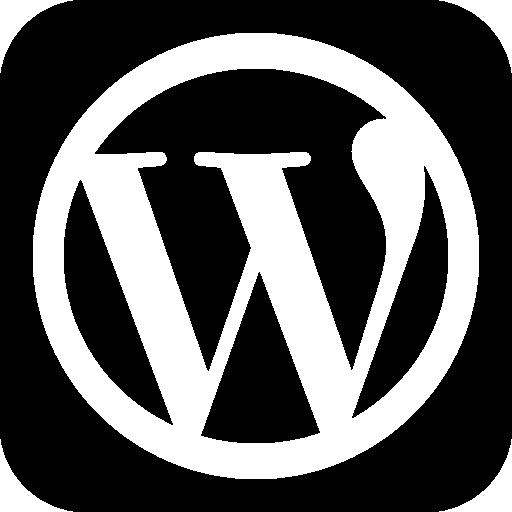 Wordpress Website Logo Icons Free Download
