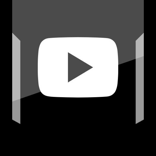 Logo, Play, Social Icon