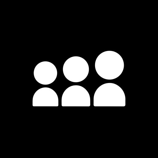Blog, Myspace, People, Social Icon