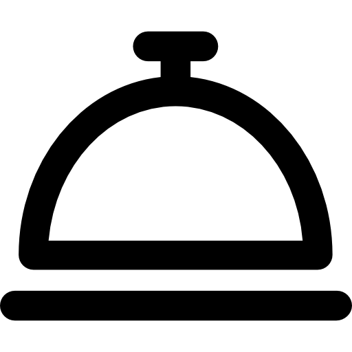 Plate Flat Icon